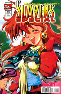 Slayers Special