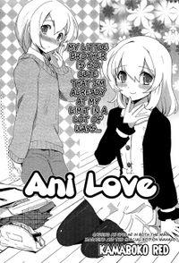 Ani Love