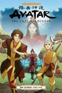 Avatar: The Last Airbender – The Search