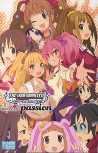 THE iDOLM@STER Cinderella Girls - Comic Anthology passion