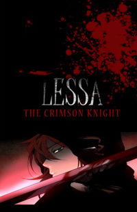 Lessa the Crimson Knight