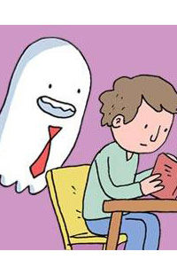 Library Ghost