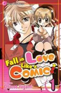 Fall in Love Like a Comic