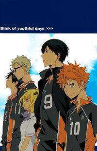Haikyu!! dj - Blink of Youthful Days