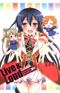 Love Live! dj - Live & Loud