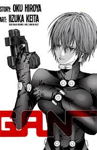 Gantz:G