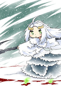 Dark Souls - Priscilla! (Doujinshi)
