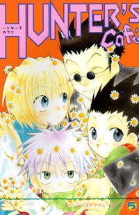 Hunter x Hunter dj - Hunter's Cafe