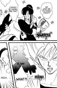 Dragon Ball dj - Lucky