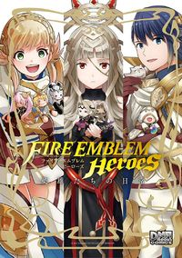 Fire Emblem Heroes Daily Lives of the Heroes