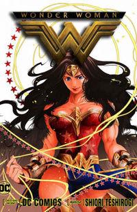 Justice League Origins: Wonder Woman