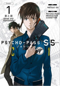 Psycho-pass Sinners of the System Case 1 - Crime and Punishment