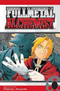 Full Metal Alchemist