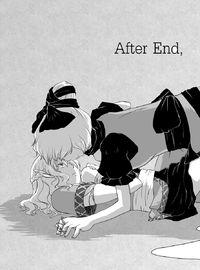 Touhou - After End, (Doujinshi)