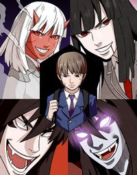 The Devil King in Another World