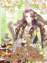 The Duchess' 50 Tea Recipes