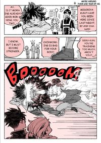 Boku no Hero Academia dj - Kacchan and Deku