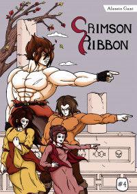 Crimson Ribbon: Smoke Rain