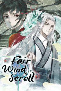 Fair Wind Scroll