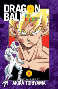 Dragon Ball Full Color - Freeza Arc