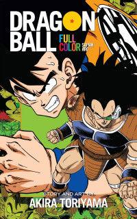 Dragon Ball Full Color - Saiyan Arc
