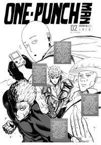 The Fight Of Gods (Fanmade One Punch Man comic)