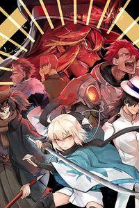 Teito Seihai Kitan Fate/type Redline