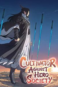 Cultivator Against Hero Society