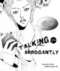 Talking Arrogantly