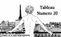 Tableau numéro 20