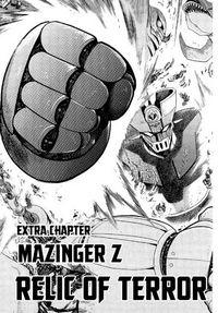 Mazinger Z: Relic of Terror