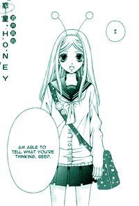 Wakusei Honey