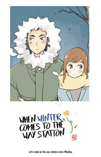 When Winter Comes to the Way Station