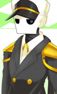 Azur Lane: Skeleton Commander and Enterprise (Doujinshi)